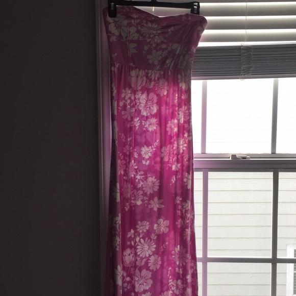 Aeropostale Dresses & Skirts - flower maxi